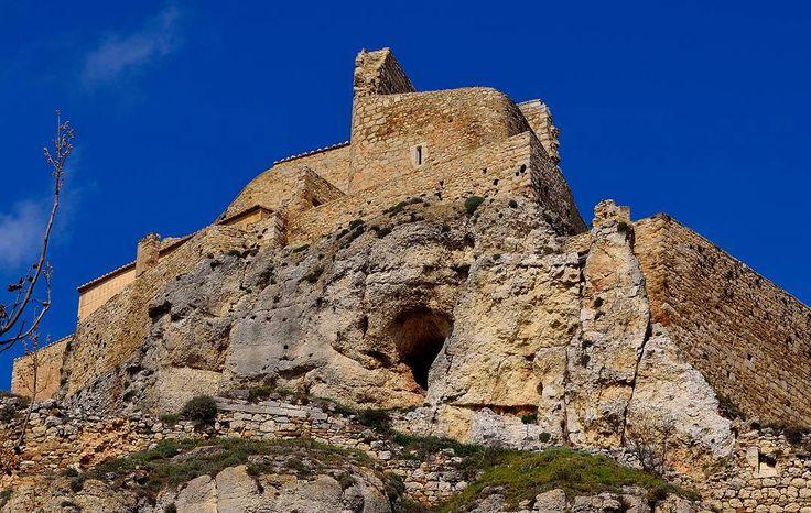 #castillo #castle #castillodemorella #morellacastle #morella #paseos #walking #mediterraneo #freelifestile #freelife #niceplaces