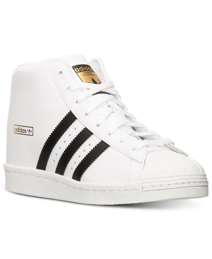 adidas Women's Superstar Up Casual Sneakers from Finish Line - Finish Line  Athletic Shoes - Shoes