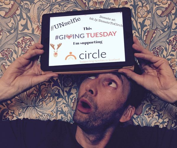 David Tennant Shows His Support For Circle On #GivingTuesday | David Tennant News From www.david-tennant.com