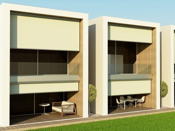 die besten 25 sonnenschutz fenster au en ideen auf pinterest fensterl den holz hausfassade. Black Bedroom Furniture Sets. Home Design Ideas