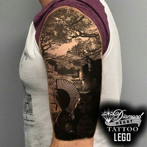 89 melhores imagens de gueixa tattoo no pinterest ideias. Black Bedroom Furniture Sets. Home Design Ideas