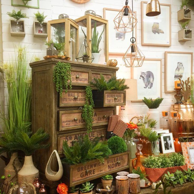 Image result for visual display garden center