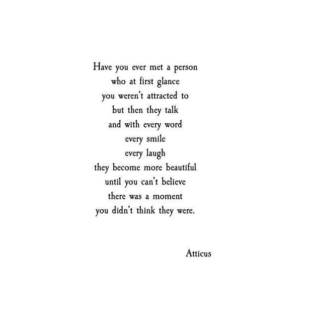 'Have You' @Atticuspoetry #Atticuspoetry #atticus #poetry #beautiful #laugh #smile #believe