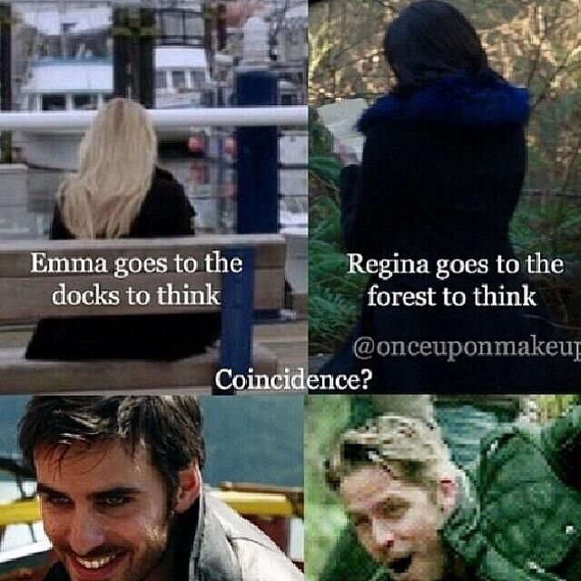 CaptainSwan & OutlawQueen <3