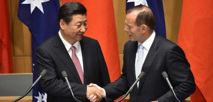 Australia y China firman acuerdo de libre comercio - http://www.absolutaustralia.com/australia-y-china-firman-acuerdo-de-libre-comercio/