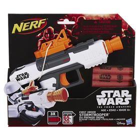 Star Wars Nerf First Order Stormtrooper Blaster $19
