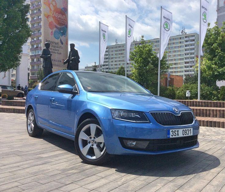 Erste Fahrt: Der neue Škoda Octavia 1.0 TSI - 3 Zylinder