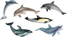 Schleich Papo Safari Collecta Delphin großer Tümmler Delfin Kalb Figuren NEU