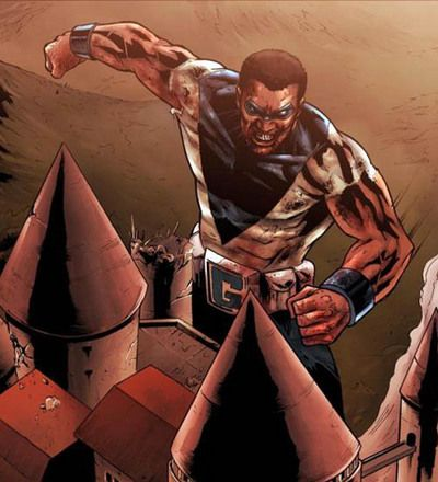Black Goliath (Bill Foster)