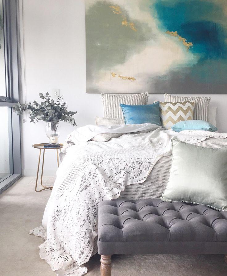 Master bedroom   Art by Francesca Gnagnarella @fragnagna_art