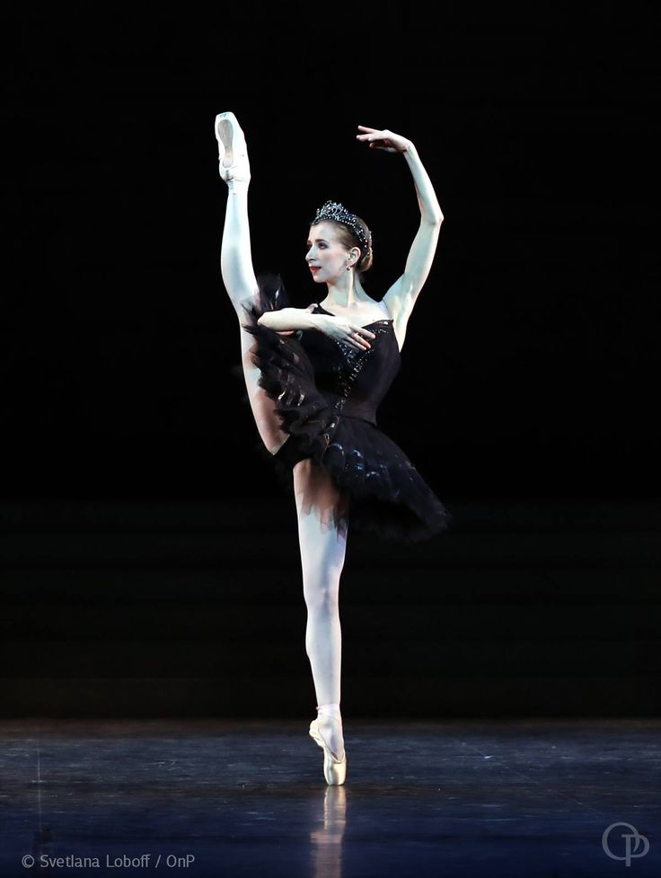 Paris Opera Ballet's 'Swan Lake'