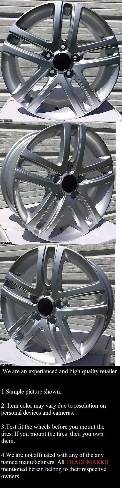 auto parts - general: 4 New 16 Wheels Rims For 2015 2016 2017 Vw Volkswagen Jetta Golf -746 -> BUY IT NOW ONLY: $280 on eBay!