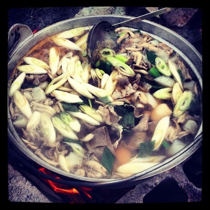 "Stewed Poteto a pot called ""IMONI"""
