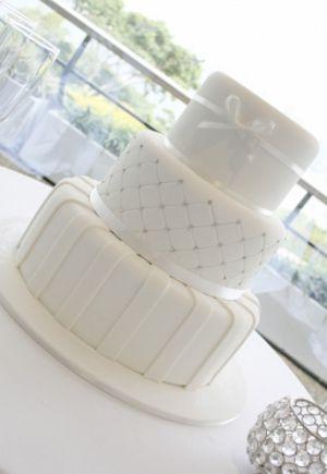 Decoraciones Para Bodas Elegantes | tendencias en bodas 2013 tortas vintage con decoraciones de apliques ...