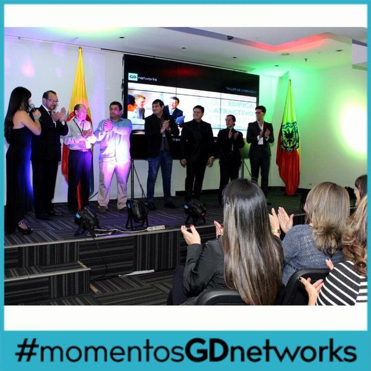 Una empresa con el respaldo de líderes incansables. Que trabajan día tras día por guiar y orientar a cada persona en esta compañía.  #momentosGDnetworks #deColombiaparaelmundo #GDnetworks #GDInternational http://www.gdnetworks.co/ http://www.gdinternational.co/ Facebook: https://www.facebook.com/gdnetworks/ Instagram: https://www.instagram.com/gdnetworks/ Pinterest: https://www.pinterest.com/gdint/gd-networks/