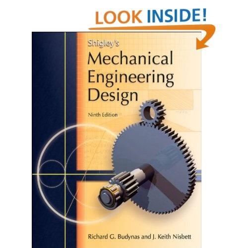 74 best engineer gallery images on pinterest mechanical shigleys mechanical engineering design mcgraw hill series in mechanical engineering richard g fandeluxe Gallery