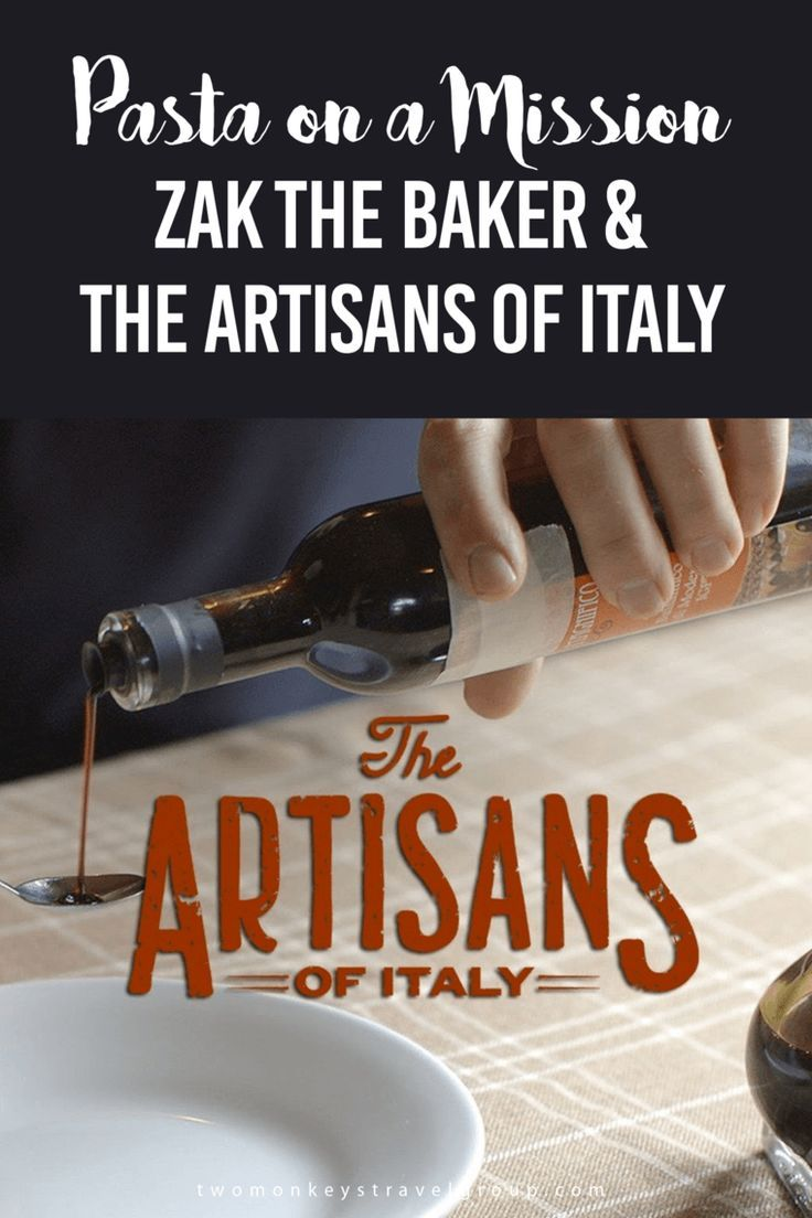 Inspiring Travel Story: Pasta on a Mission with Zak the Baker and the Artisans of Italy Zak the Baker or Miamian Zak Stern left his life years ago from the pharmacy school and travelled US, Europe and many others to visit farms with high hopes of learning the craft behind the wine, cheese and bread. This might seem like a crazy idea for most, but he knows what he wants. With his travels, he appreciated the simplicity of the traditional ingredients that can create mouthwatering staple food.