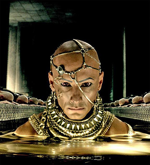 Xerxes | Rodrigo Santoro, 300 - 300: Rise of an Empire