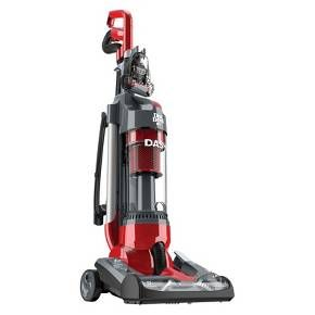 <p>Strong and powerful meets quick and convenient. We built a full size vac with constant powerful suction to cut through whatever hits your floors. Then we gave it a little added kick — a Vac+Dust Hard Floor Tool that picks up heavy dirt and debris with a SWIPES™ microfiber pad that captures the dust.</p><p> </p><p>From couches to ceilings, carpet to hard floors, we&am...