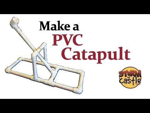 How to Make a PVC Catapult                                                                                                                                                                                 More