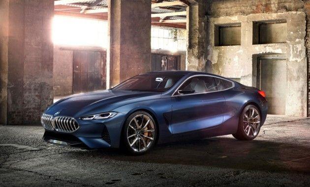 Немецкая премиум-марка рассекретила концепт BMW 8 Series. Публичная премьера новинки состоялась на конкурсе элегантности Villa d'Este. Источник: http://kareliyanews.ru/roskoshnoe-kupe-bmw-8-series-predstavleno-oficialno/ ©Карельские Вести
