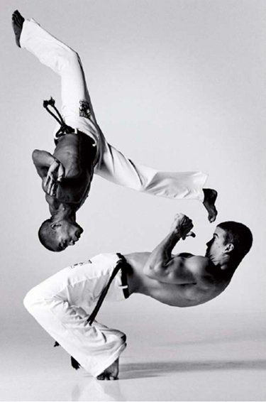 : Brazilian Martial Art Capoeira