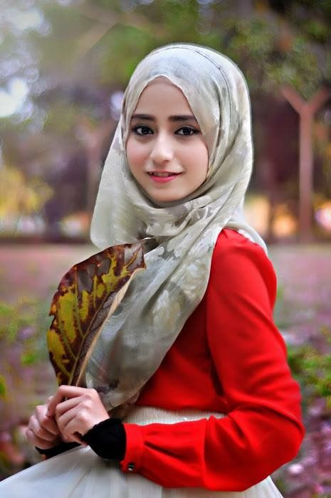 Most Cute Hijab Girl
