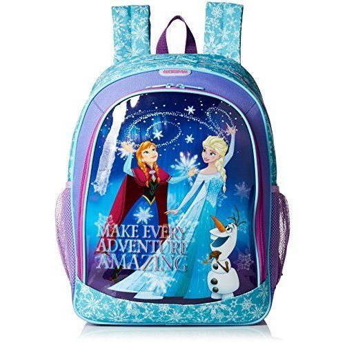 Pre School Backpack For Kids Disney Frozen Children Schoolbag Disney Princesses #PreSchoolBackpackForKidsDisneyFrozen #Backpack