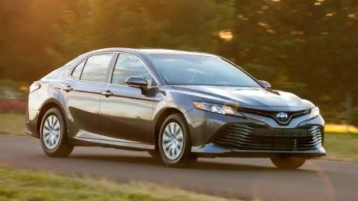 2019 Toyota Camry 2 5l 0 60 Acceleration No Matter Which Of Both Engines You Pick It Deals With A 6 Sd Automated