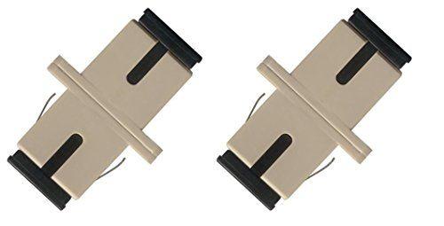 2 Pack SC-SC Fiber Optic Adapter Simplex Coupler Female F/F RiteAV http://www.amazon.com/dp/B00WU1TONQ/ref=cm_sw_r_pi_dp_jatqvb0XSZ3W4