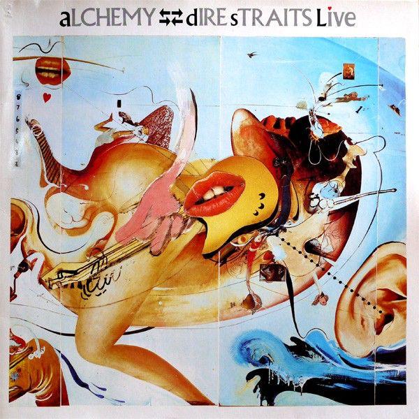 Title: Alchemy - Dire Straits Live