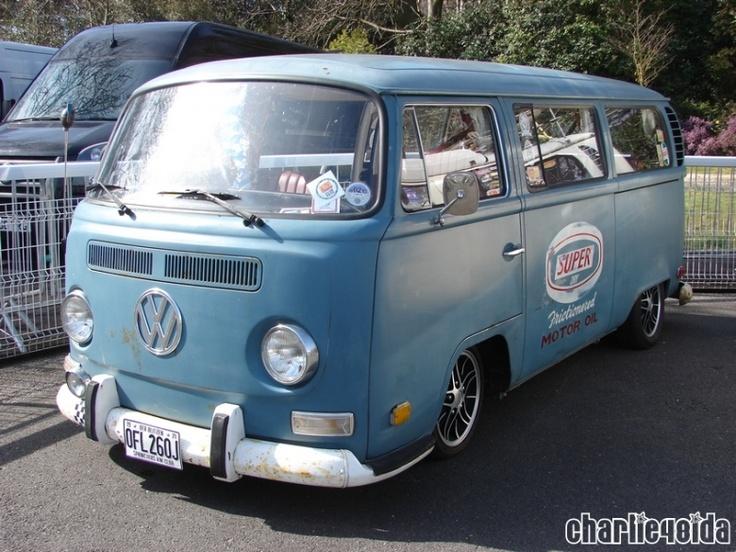 cool VW bay window