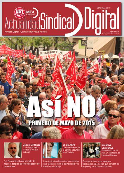 Ha salido Actualidad Sindical Digital 226