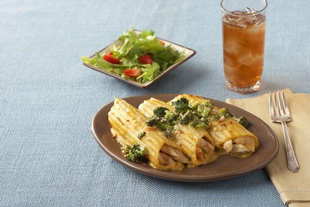Nous avons simplifié la préparation des cannellonis farcis. Les résultats vous surprendront!