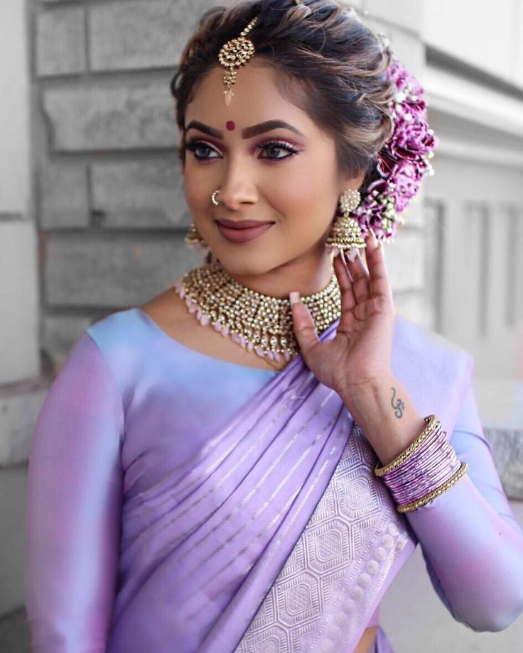 Hamsha Thavaseelan on Instagram: Lavender is such a beautiful and calming colour, yet I