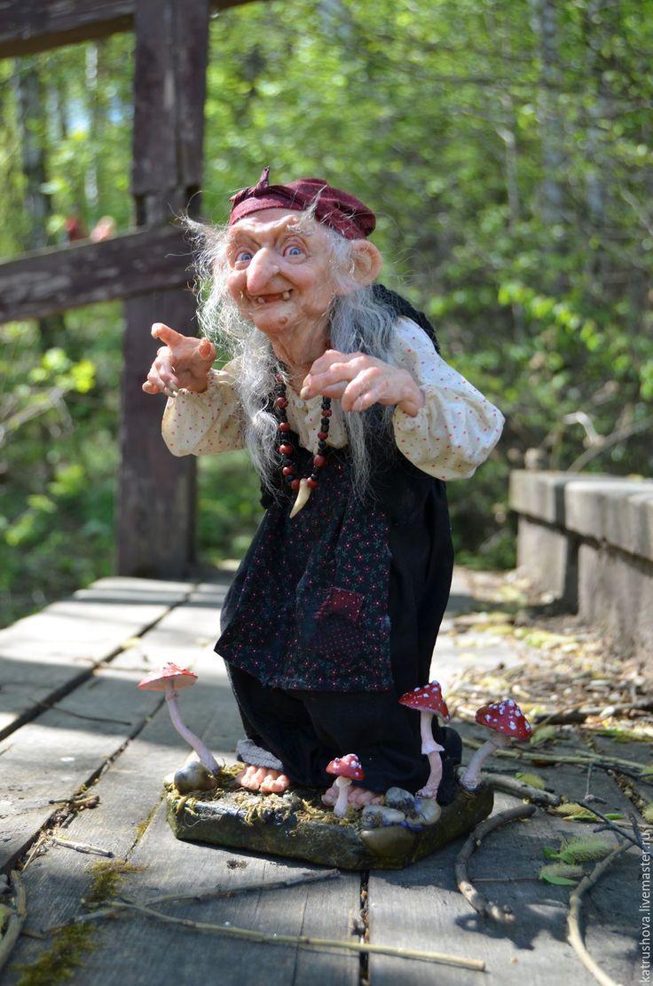 Фотографии бабы яги