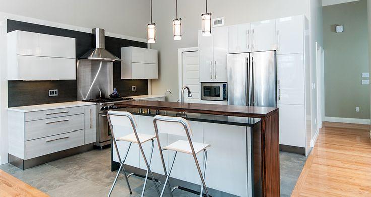 Contemporary Kitchen - Artcraft Cabinets