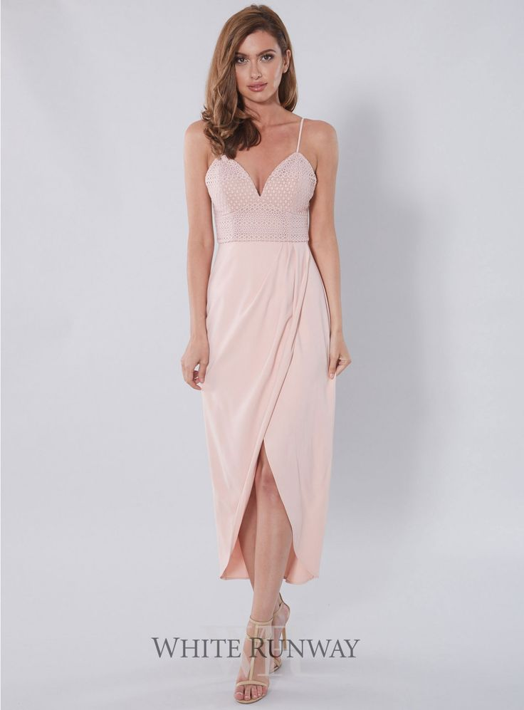 513 best nude bridesmaids images on pinterest Wedding guest dress 22