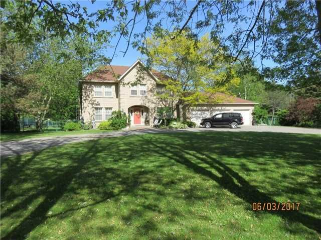 Custom Built Solid Brick Home South Of Rossland In A Prestige's Enclave On Dead End Street With Almost 2 Acres!!
