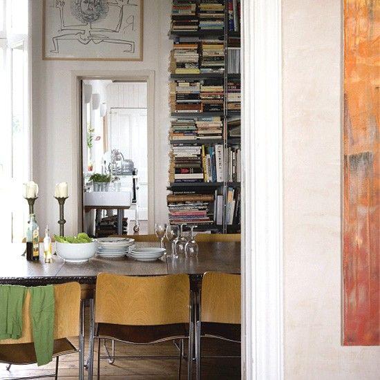 Esszimmer Wohnideen Möbel Dekoration Decoration Living Idea Interiors home dining room - Das eklektische Esszimmer