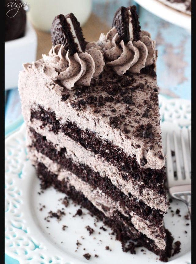 Oreo cake 😍