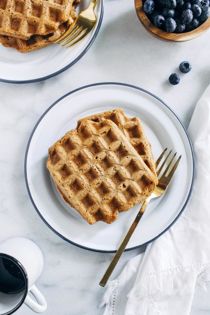 Vegan Gluten Free Oat Flour Waffles Making Thyme For Health Recipe Gluten Free Oats Gluten Free Oat Flour Vegan Gluten Free
