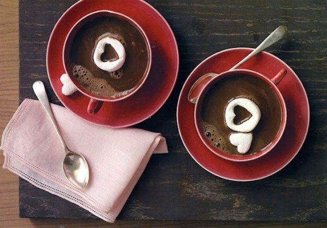 Vijf heerlijke recepten voor warme chocolademelk