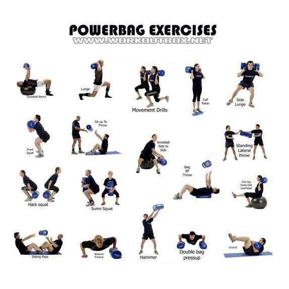 Bodyblade exercises