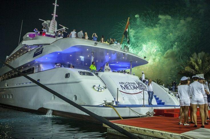 Abu Dhabi Yacht Parties  #VIPAbuDhabi