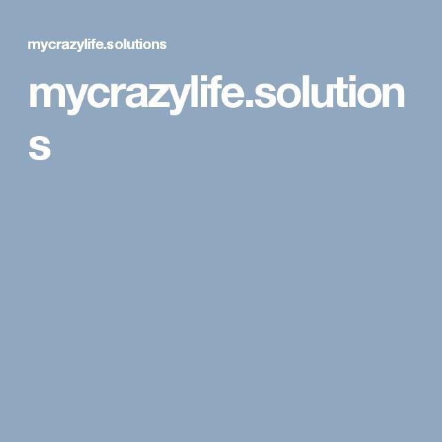 mycrazylife.solutions
