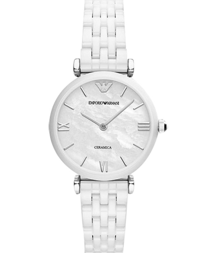 Happiness isn't about getting what you want all the time. It's about loving what you have and being grateful for it. EMPORIO ARMANI AR1485  FREE ONLINE SHIPPING @ Just Watches with all orders.