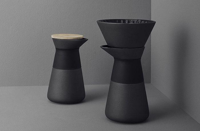 Kohvitegija / Theo Coffee set – Francis Cayouette for Stelton