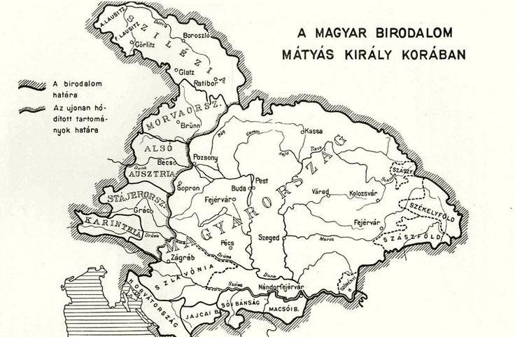 A Magyar Birodalom Mátyás király korában