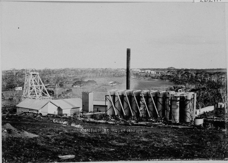 026217PD: Mount Cattlin Copper Mine, Ravensthorpe, ca 1908 http://encore.slwa.wa.gov.au/iii/encore/record/C__Rb3799045?lang=eng